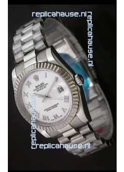 Rolex Datejust Oyster Perpetual Steel Replica Watch