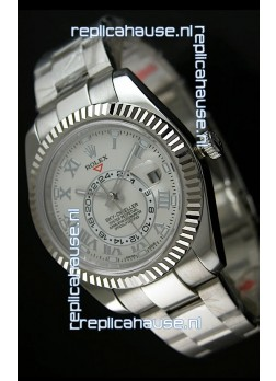 Rolex Oyster Perpetual Sky-Dweller Swiss Replica Watch