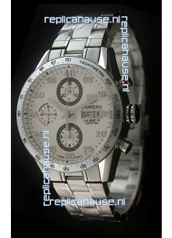 Tag Heuer Carrera Swiss Automatic Watch in Steel