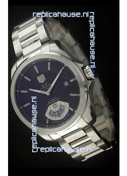 Tag Heuer Grand Carrera Calibre Swiss Automatic Watch in Black Dial
