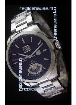 Tag Heuer Grand Carrera Calibre 8 Swiss Automatic Watch in Steel