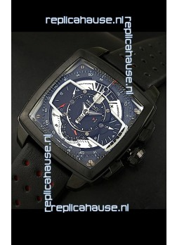 Tag Heuer Monaco Mikrograph Japanese Replica Watch