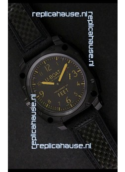 U-Boat Thousands of Feet Swiss PVD Automatic Watch