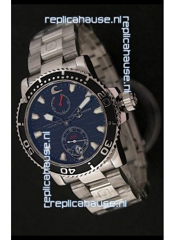 Ulysse Nardin Maxi Marine Diver Swiss Watch in Steel