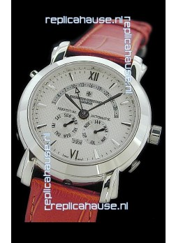 Vacheron Constantin Malte Calender Japanese Automatic Watch