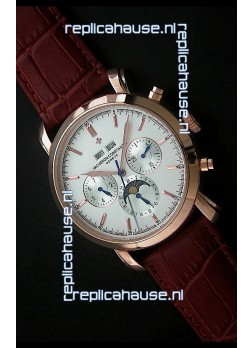 Vacheron Constantin Perpetual Calendar Japanese Watch in Rose Gold