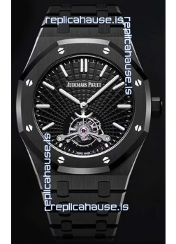 Audemars Piguet Royal Oak Tourbillon 41mm Extra-Thin Ceramic Casing Watch