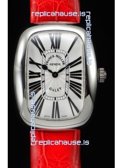Franck Muller Galet Ladies Swiss Quartz Replica Watch