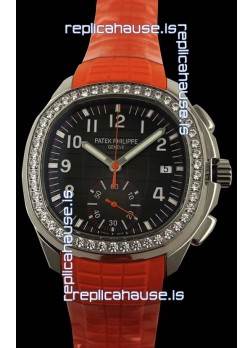 Patek Philippe Aquanaut 5968A Chronograph 1:1 Mirror Replica Watch