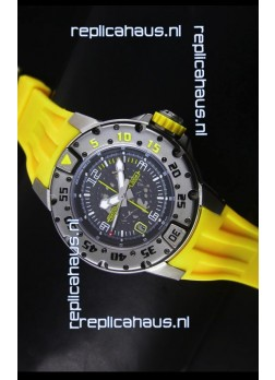 Richard Mille RM028 Automatic Diver's Swiss Replica Watch in Yellow