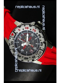 Richard Mille RM028 Automatic Diver's Swiss Replica Watch in Red