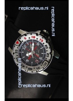 Richard Mille RM028 Automatic Diver's Swiss Replica Watch in Black