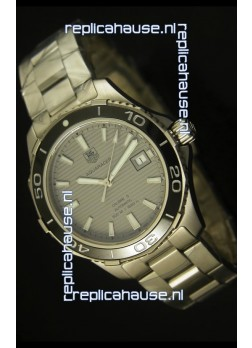 Tag Heuer Aquaracer Calibre 5 Grey Dial Swiss Watch - 1:1 Mirror Edition
