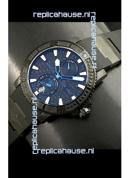 Ulysse Nardin Marine Diver Monaco Edition Swiss Automatic Watch