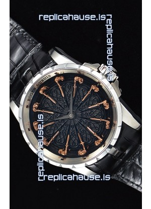 Roger Dubuis Knights of the Round Table Swiss Replica Watch