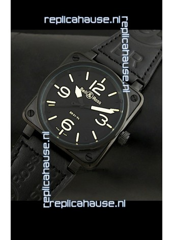 Bell and Ross BR01-94 Swiss Replica PVD Watch