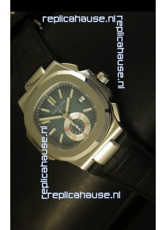 Patek Philippe Nautilus 5980 Blue Dial - 1:1 Ultimate Mirror Replica