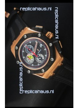 Audemars Piguet Royal Oak Offshore Grand Prix Rose Gold Swiss Watch Ultimate 1:1 3126 Movement