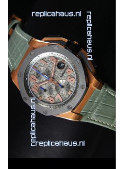 Audemars Piguet Royal Oak Offshore Lebron James Pink Gold - Ultimate 1:1 3126 Movement