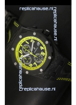 Audemars Piguet Royal Oak Offshore Forged Carbon 1:1 Mirror Ultimate Edition Watch