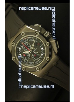 Audemars Piguet Royal Oak Offshore Michael Schumacher Titanium 1:1 Mirror Replica Watch