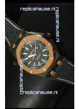 Audemars Piguet Royal Oak Diver QEII Cup Edition Swiss Watch
