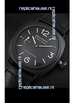 Panerai Pam 292 Radiomir Black Seal Swiss Replica Ceramic Watch - 1:1 Mirror Replica