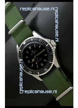 Rolex Submariner Oyster Perpertual Military Japanese Watch