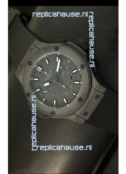 Hublot Big Bang Matte Edition Swiss Watch in Ceramic Case - 1:1 Mirror Replica