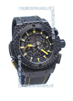 Hublot King Power Ayrton Senna Swiss Replica Watch