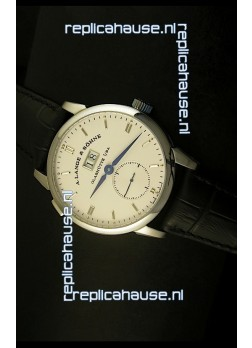 A.Lange & Sohne Reguliert Manual Handwind Watch in Stainless Steel Case