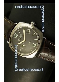 Panerai Radiomir PAM436 Titanium Swiss Replica Watch - 1:1 Mirror Replica