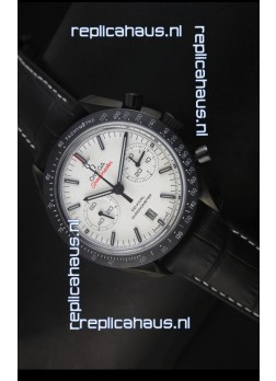 Omega Speedmaster Dark Side of the Moon Co-Axial Swiss Watch - 1:1 Mirror Replica