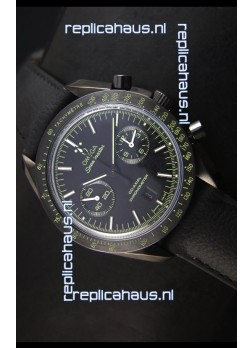Omega Speedmaster Dark Side of the Moon - Pitch Black Swiss Watch 1:1 Mirror Replica