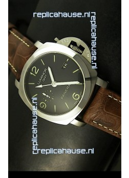 Panerai Luminor PAM320L 1950 Edition 3 Days GMT Swiss Replica Watch