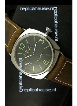 Panerai Radiomir Black Seal PAM183 SuperLume Edition Swiss Replica Watch 1:1 Mirror Replica