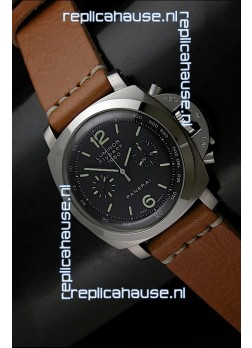 Panerai Luminor Flyback 1950 Edition Swiss Chrono Watch - 1:1 Mrror Replica