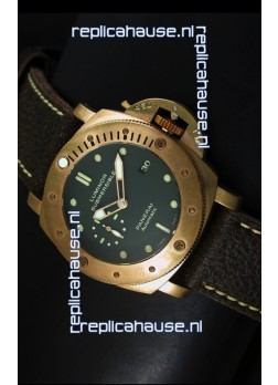 Panerai Luminor Submersible PAM382 Bronzo - 1:1 Ultimate Mirror Replica