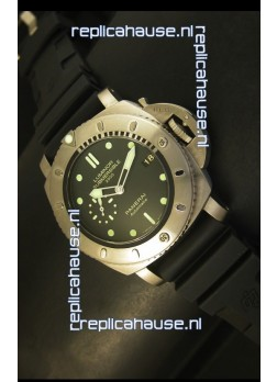 Panerai Luminor Submersible PAM364 Titanium - 1:1 Ultimate Mirror Replica