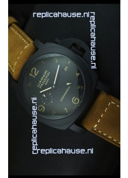 Panerai Luminor GMT PAM441 Ceramica Watch - 1:1 Mirror Replica