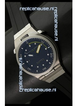 Porsche Design Diver Swiss Titanium Watch in Black Dial - Ultimate Mirror Replica