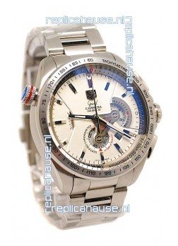 Tag Heuer Grand Carrera Calibre 36 Japanese Replica Steel Watch