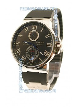 Ulysse Nardin Maxi Marine Chronometer Japanese Replica Watch