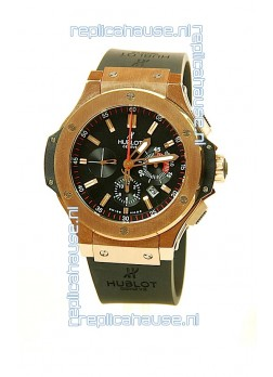 Hublot Big Bang Uefa Euro Limited Edition Swiss Replica Watch