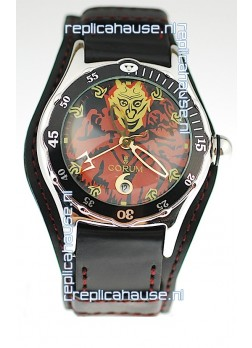 Corum Bubble Dive Devil Editon Replica Watch