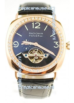 Panerai Radiomir Tourbillon Japanese Replica Watch