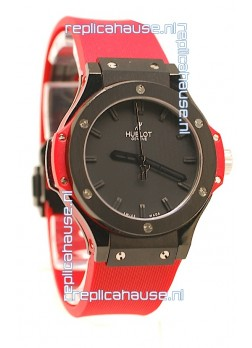 Hublot Big Bang Fusion Red Swiss 40MM Quartz Watch