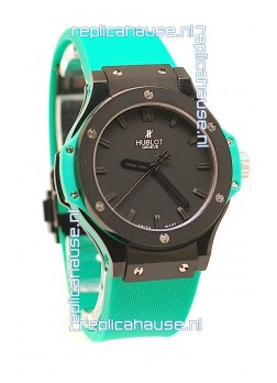 Hublot Big Bang Fusion Green Swiss 40MM Quartz Watch