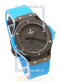 Hublot Big Bang Fusion Blue Swiss 40MM Quartz Watch