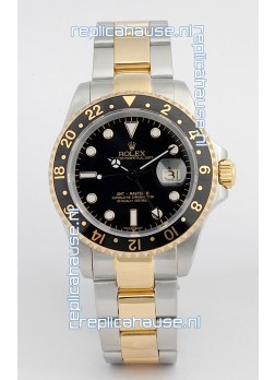 Rolex GMT Masters Two Tone Swiss Replica Watch
